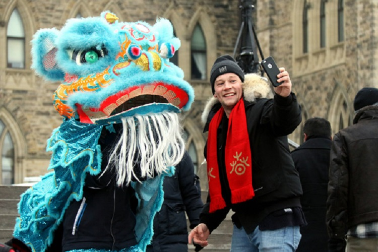 Chinese New Year photo competition